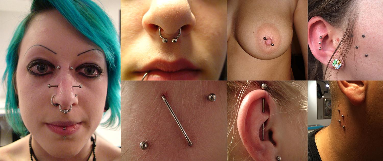 Mann intim piercing 90 Drop